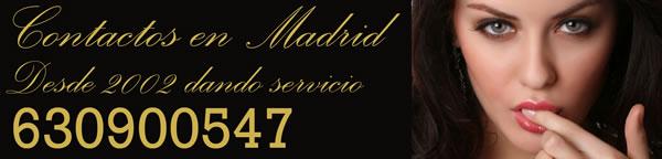 Contactos en Madrid
