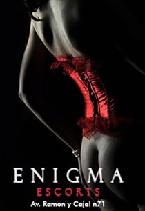 Escort de Enigma Escorts Madrid