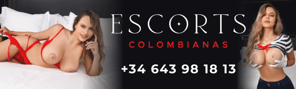 Escorts Colombianas