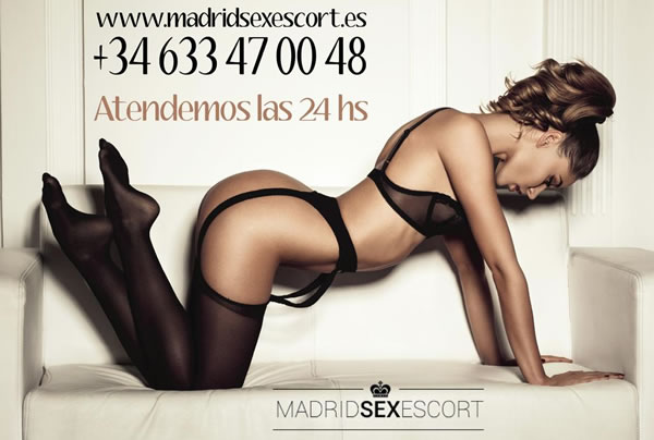 Madrid Sex Escort