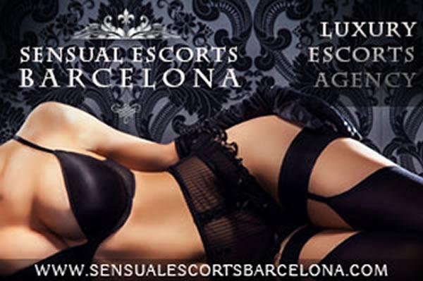 Sensual Escorts Barcelona